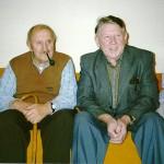 2 grosse Vorbilder, Rees Gwerder und Martin Nauer