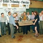 20 Jahre Schmidig-Gwerder - CD-Taufe im Hotel Union Goldau 1993
