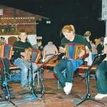 Nachwuchstalente - Patrik Gaberell, Isabel Inderbitzin und Matthias Gwerder