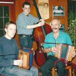 mit Armin Heinzer und Michi Schnyder