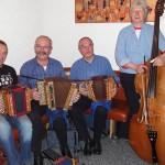 Beni Amrhein, Seebi, Johann und Irène