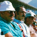 Eidg. Schwingfest in Stans mit Hans Gwerder 1989