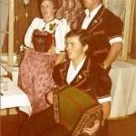 Jodelduett Marlis Rust und Walter Hürlimann 1976