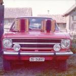 Lieblingsauto von Seebi ca. 1977