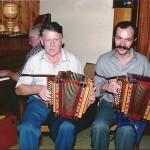 Martin Nauer 70. Geburtstag im Jahr 1988