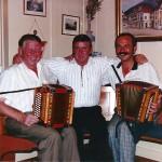 Martin Nauer und Fränk Schmidig (Gumel) 1985