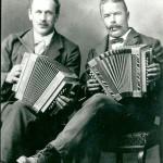 Meine Vorbilder Balz Schmidig & Josef Stump