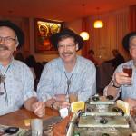 Seebi, Manfred und Isidor