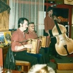 Schmidig-Gwerder mit Mark Schuler am Bass 1982