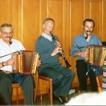 Schmidig-Gwerder mit Walter Gyger im Rest. Sternensaal, Arth