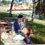 Seebi im Jahr 1973