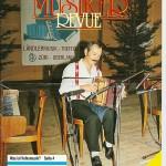 Talentwettbewerb in Gossau 1989