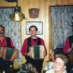 Trio Seebi, Mark und Iwan im Rest. Engel, Arth