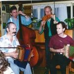 Trio Seebi, Mark und Iwan mit Jörg Frey 1997