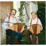 Vater & Sohn Schmidig - Wieder zuhause nach einem Wettspiel