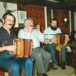 mit Alois Lüönd und Tobias Betschart am Muulörgeli