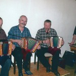 mit Alois und Paul Lüönd und Häppi am Bass, Stubete Bernerhöchi