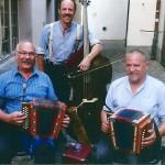 mit Gabriel Pellet und Peter Holdener 2013