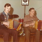 mit Hans Gwerder 1979