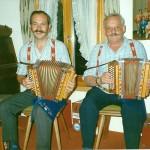 mit Hans Gwerder 1983