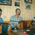mit Isidor Schuler und Bruno Häcki 1993