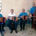 mit Johann Buchli und Ruedi Zurfluh, Gast Walter Risi 2009