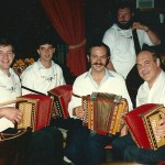 mit Kapelle Vitznauerstock und Toni Bürgler 1990