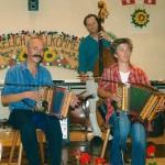 mit Leandra Betschart und Iwan Meyer am Bass 2003