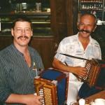mit Manfred Rösli 2002