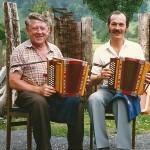 mit Martin Nauer 1987
