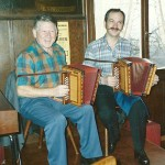 mit Martin Nauer Frühschoppenkonzert im Bären, Goldau 1986
