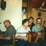 mit Martin Nauer und Tobias Betschart am Klavier und Monika Kälin, Rest. Schlattli, Stoos Talstation