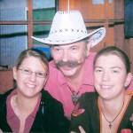 mit Nicole Schilter und Leandra Meyer 2006