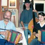 mit Nicole Schilter und Peter Holdener am Bass im Rest. Windstock, Rickenbach SZ 2006