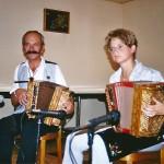 mit Rita Betschart 2003