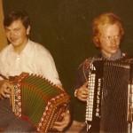 mit Sepp Suter 1974