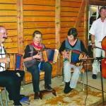 mit Sibylle Herzog und Monika Küng und Isidor Schuler am Bass 2007