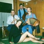 mit Sigi Oswald und Mark Schuler am Bass, Metzgerhalle Zürich