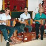 mit Stefan & Martin Schuler, Alois Föhn am Bass 2008