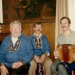 mit Thomas Kenel und Tobias Betschart im Rest. Bären, Goldau