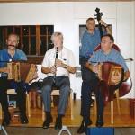 mit Thomas Marthaler, Johann Buchli und Ruedi Zurfluh am Bass 2006